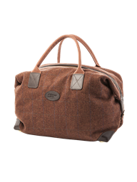 Rust Check Weekend Bag- currently unavailable
