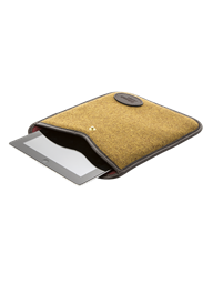 Gold Tablet Sleeve- currently unavailable
