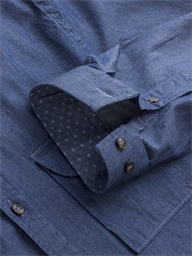 Denim Blue Shirt- currently unavailable