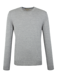 Crew Neck Merino Jumper- currently unavailable