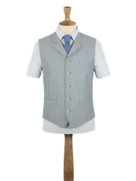 Light Grey Waistcoat- currently unavailable