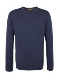 MERINO WOOL CREW NECK SWEATER- currently unavailable