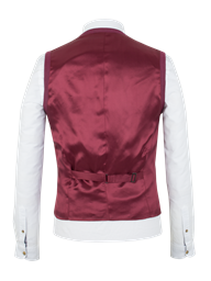 Raspberry Waistcoat- currently unavailable