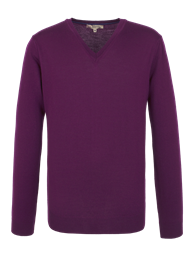Merino V Neck Sweater- currently unavailable