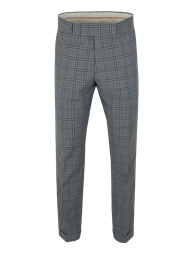Grey Check Suit Trousers- currently unavailable