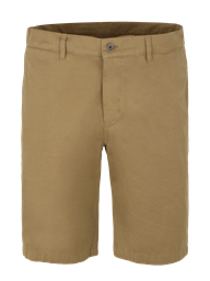 Stone Cotton Shorts
