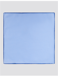 Blue Cotton Hankie- currently unavailable