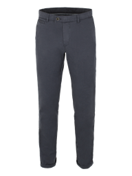 Charcoal Cotton Chinos- currently unavailable