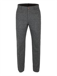 Grey Donegal Fleck Trouser- currently unavailable