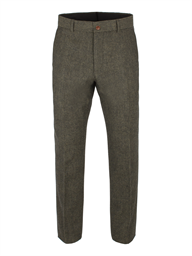 Green Herringbone Trouser- currently unavailable