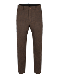 Rust Herringbone Trouser- currently unavailable