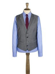 Grey Waistcoat- currently unavailable